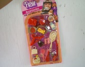 Flair Accessories For 11 1/2 inch Dolls Barbie, Miss Flair, Sandi
