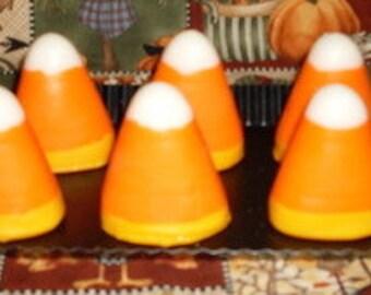 Halloween Wax Candy Corn Tarts Candy Corn Buttercream