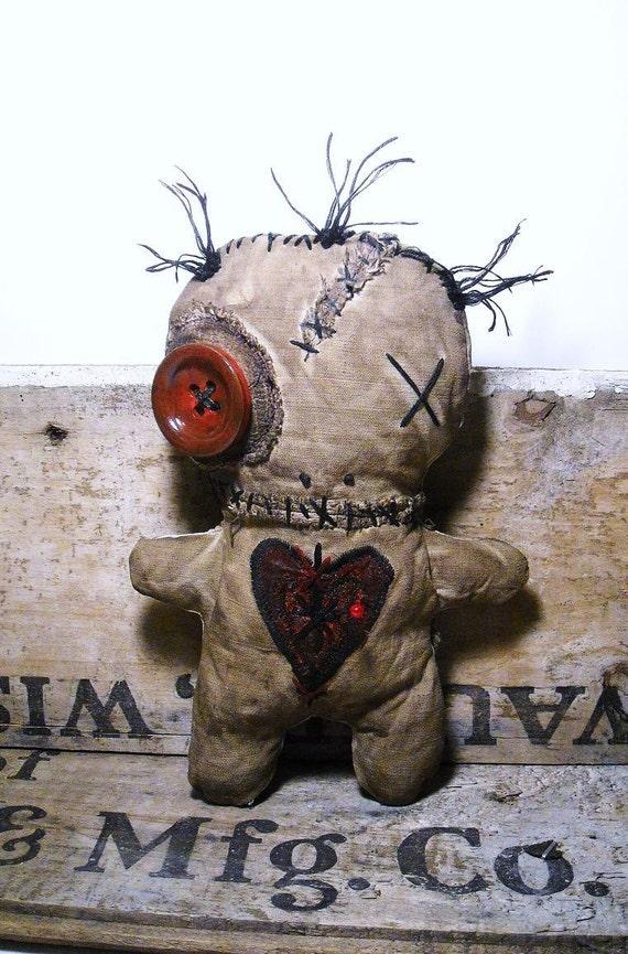 Handmade Voodoo Doll Voodoo Voisin
