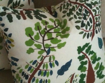"""2 Tree Pillow Covers 16"""" x 16"""""""