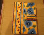 """Kindle Fire Hd 7""""/ Ipad Mini/ Nook Hd 7"""" Ereader Cover with Pockets"""