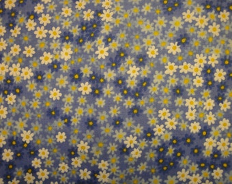 Calico Material | Calico Fabric | Fabric Traditions | Destash  Material | 49 x 44