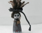 Ghostie Dollie Dead Doll Haunted Spooky