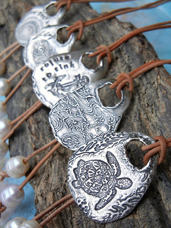 Boho Chic Jewelry Boho Necklace Boho Leather Necklace