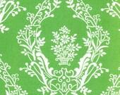 Jennifer Paganelli Flower Power Matt's Tux Green Fabric 1 Yard additional available