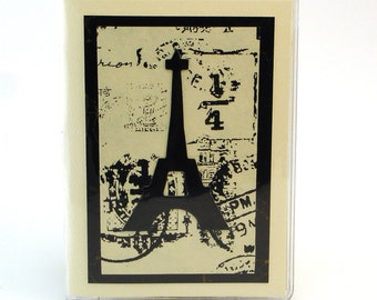 Paris Passport Cover Made in the USA