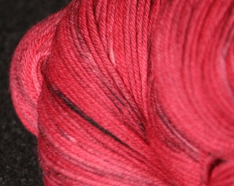 Handpainted Sock Yarn - Superwash Merino Wool, Cashmere, Nylon - Sorch