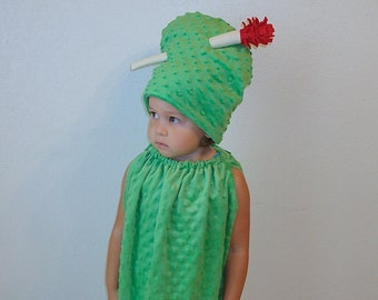 Baby Pickle Costume Halloween Costume Toddler Infant Newborn Costume Photo Prop Minky Dot Pickle With A Toothpick