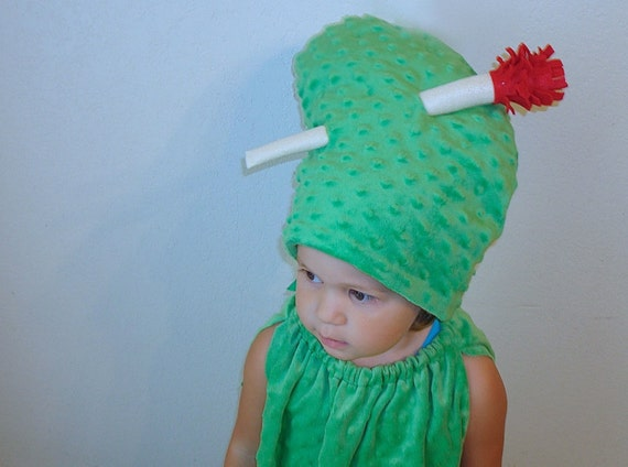 Kids Pickle Costume Halloween Costume Childrens Photo Prop Dress Up Pickle with a Toothpick