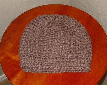 Crochet Pattern Slouch Hat 3 Sizes Instant Download PDF Crochet Pattern