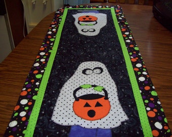 SALE   Ghostly Table Runner