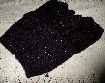 Gorgeous Women's Knitted Hand Warmers Arm Warmers