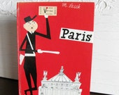 VintageThis is Paris Childrens Travel Book French Edition