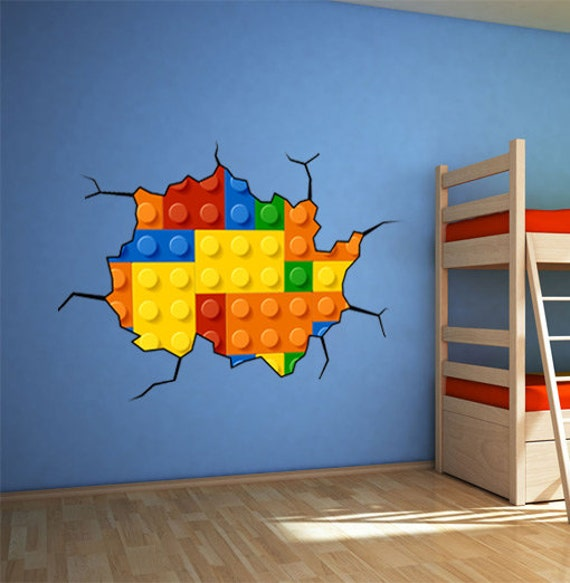 Delicieux Enjoy Creating Wall Art With Your Favorite Lego. Source: Etsy