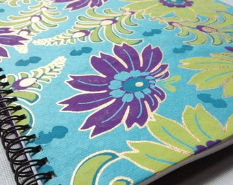 2018 Large Salon Planner - Blues Part 3 - Appointment Books - CHOOSE YOUR COVER