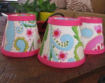 Chandelier Shade Kumari Garden Teja Pink
