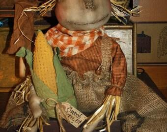 Primitive Scarecrow Epattern