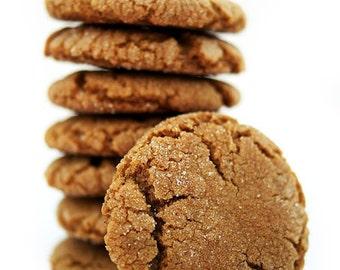 2 Dozen Molasses Cookies