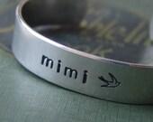 Personalized Cuff Bracelet