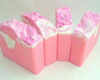 Mountain Jasmine Bar Soap - Homemade Shea Butter Natural & Vegan