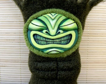 Sale Crunch Tiki Art Doll ooak reduced price