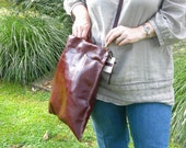 Handmade Leather Tote, Leather bag, Leather shoulder Tote, Leather Shoulder Bag