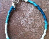 Chinese Knot Anklet: Custom Order for Annakai