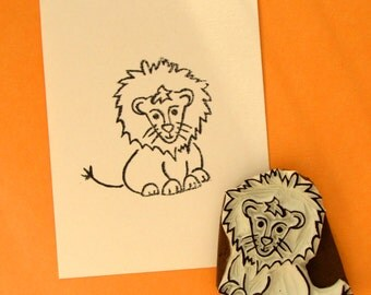 little lion stamp