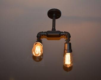 Steampunk Pendant Light