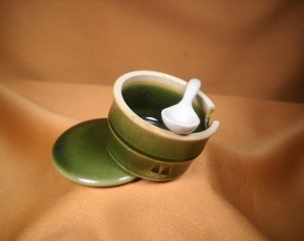 Popular Items For Salt Dish And Spoon On Etsy