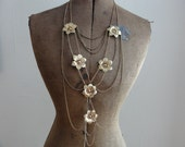 FREE US SHIPPING - Vintage Statement Necklace