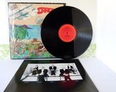 Vintage 1980s Men at Work Cargo Record Album Vinyl LP Overkill Its a Mistake Dr Heckyll and Mr Jive High Wire