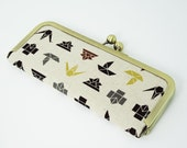 Origami Credit Card Clutch, free shipping within the US