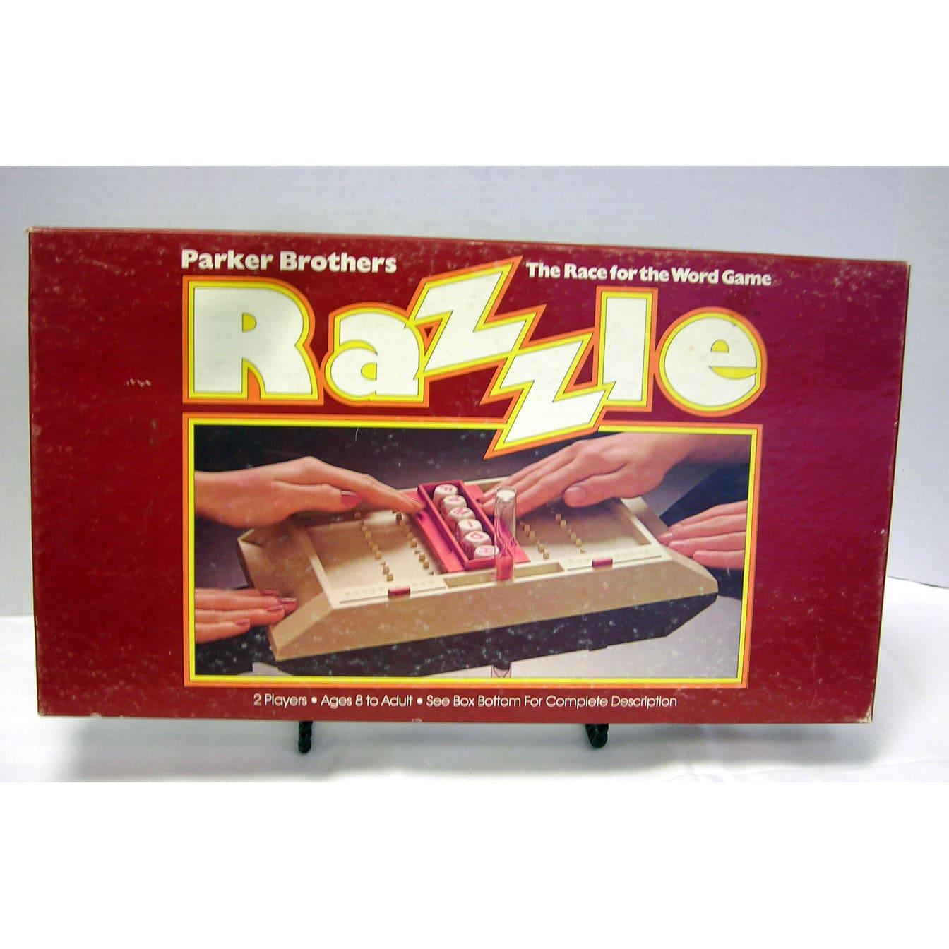 razzle game instructions