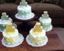 Gender Neutral Baby S Hower Cake