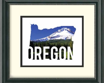 Oregon - Hood - Digital Download