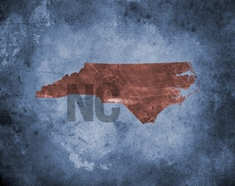 North Carolina Texture - Digital Download