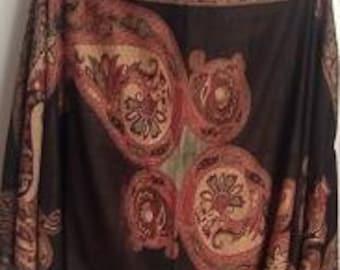 Pashmina Poncho - One Poncho Wear It Two Ways