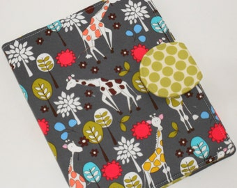 "Giraffe Moon Dot iPad Cover iPad 4 iPad 3 iPad 2 Nook HD 9"" Kindle Fire HD 8.9"""