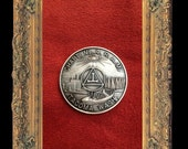 Masonic 100 Year Token from Tacoma Washington Lodge