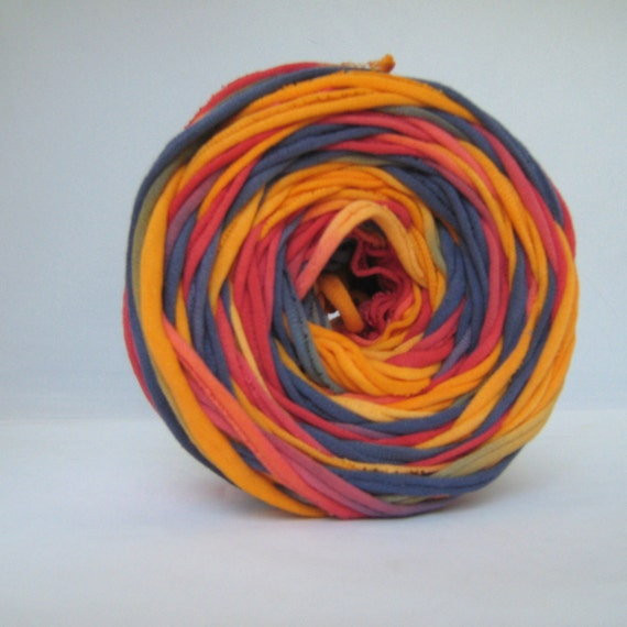 T shirt yarn hand dyed school navy red orange from for T shirt printing st charles mo