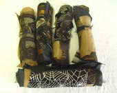 STEAMPUNK Crazy Quilt Fabric Bundles you could make something epic with this I promise Free Ship in USA