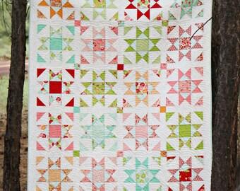 Shine PDF Quilt Pattern