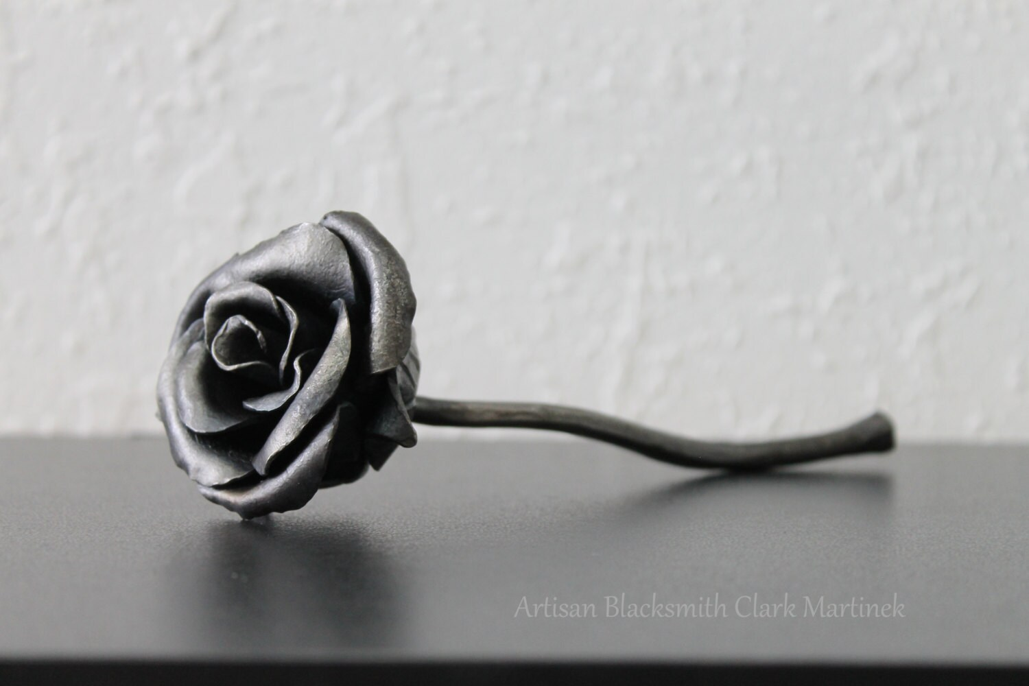Iron Gifts For 6th Wedding Anniversary: 6th Anniversary Gift Iron Gift For Her Iron Rose Steel Rose