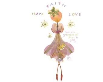 HOPE Notecard