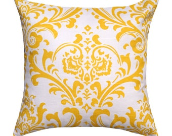 Prwmier Prints Traditions Corn Yellow Decorative Throw Pillow Free Shipping