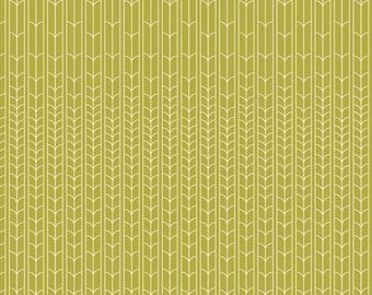 Bungalow Empress in Grass by Joel Dewberry for Free Spirit - 1 Yard