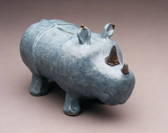 Piggy Bank-  Blue Rhino