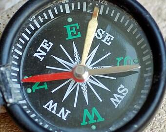 vintage old compass...  Feb 14