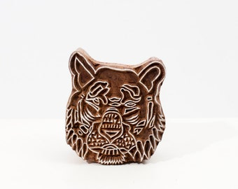 Sale Hand Carved Stamps Lion 93